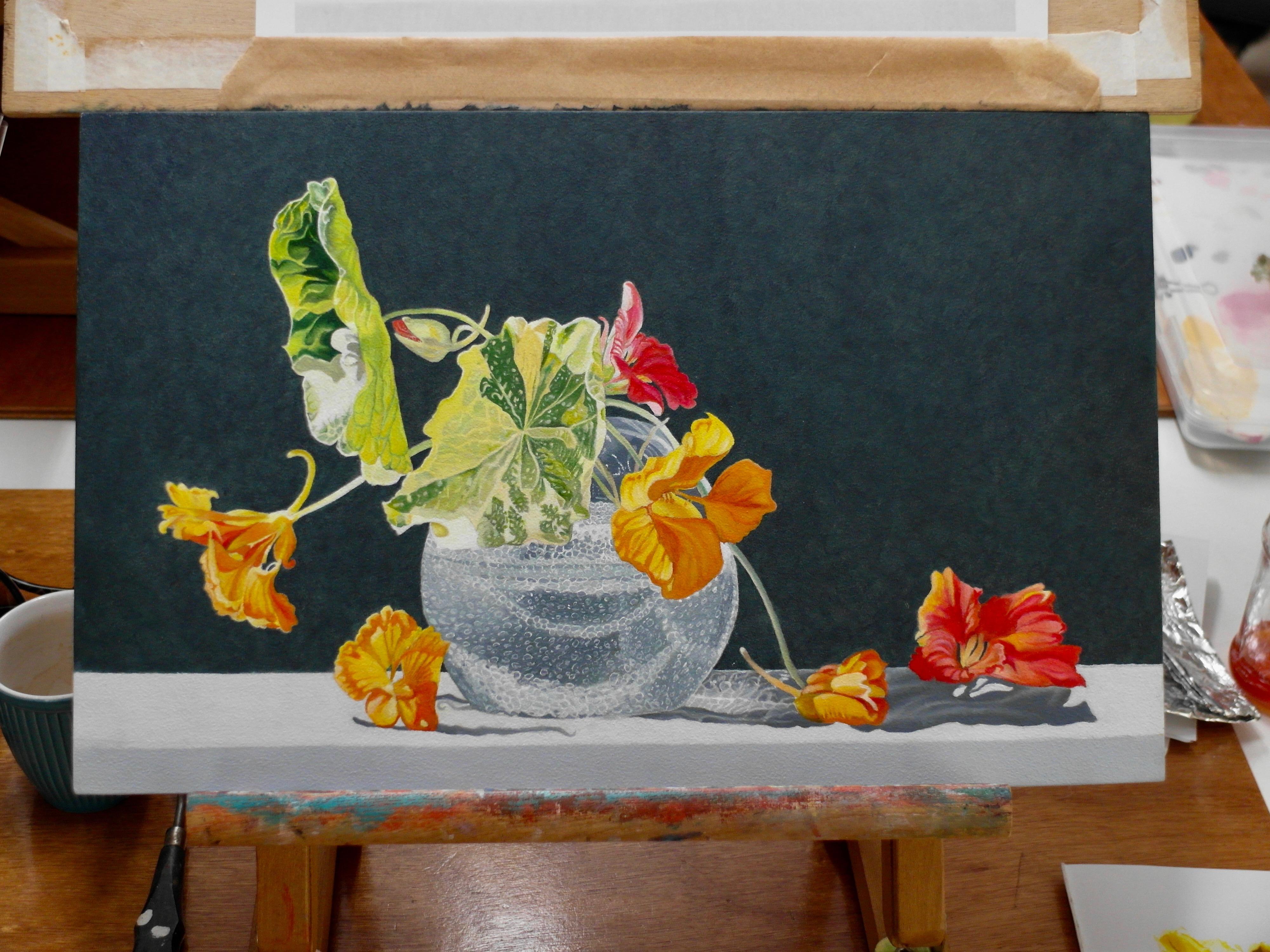 Vrijdagochtend/Anneke Duin/W.I.P./Eigen Compositie