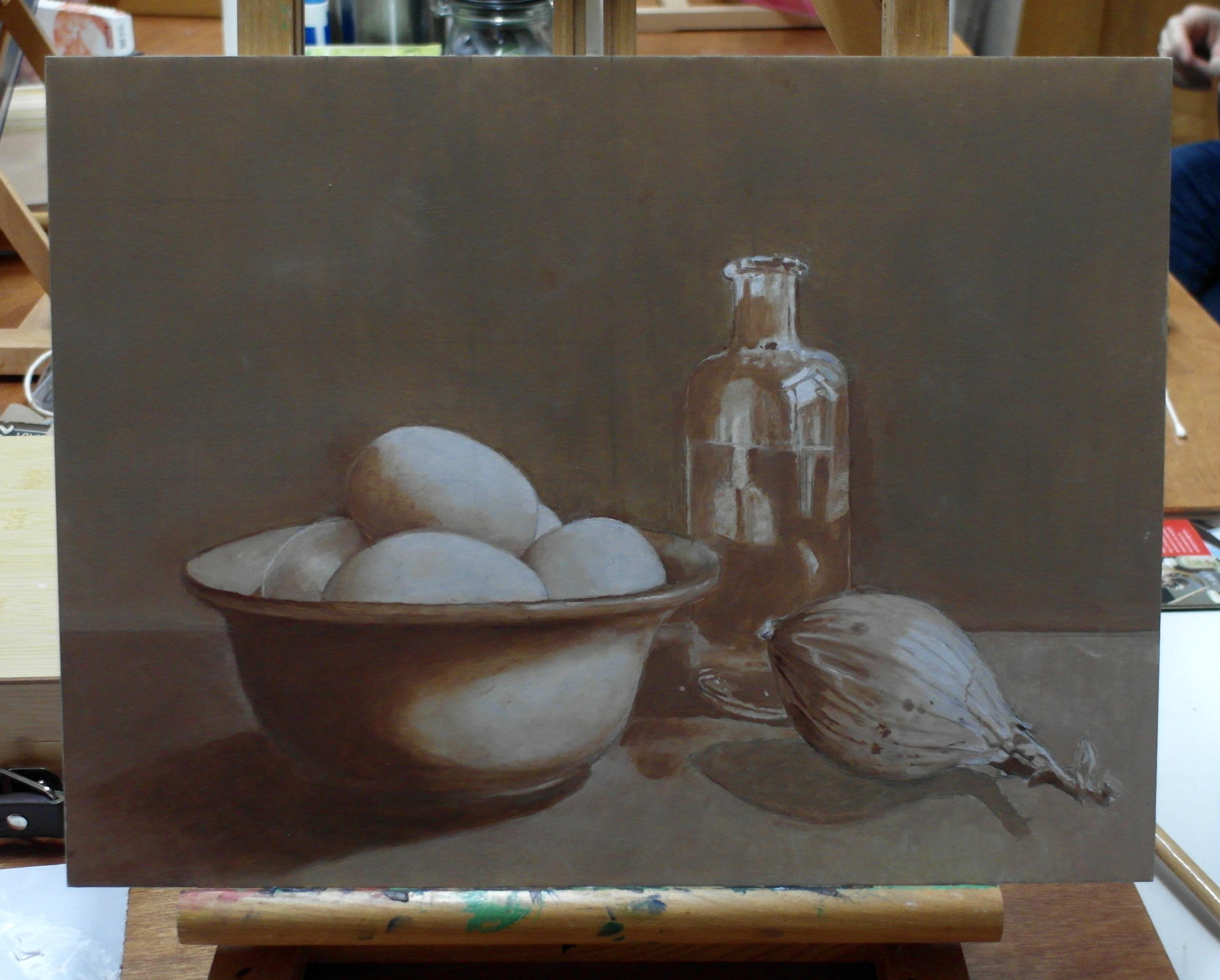 Roland van Gool (beginnend fijnschilder)