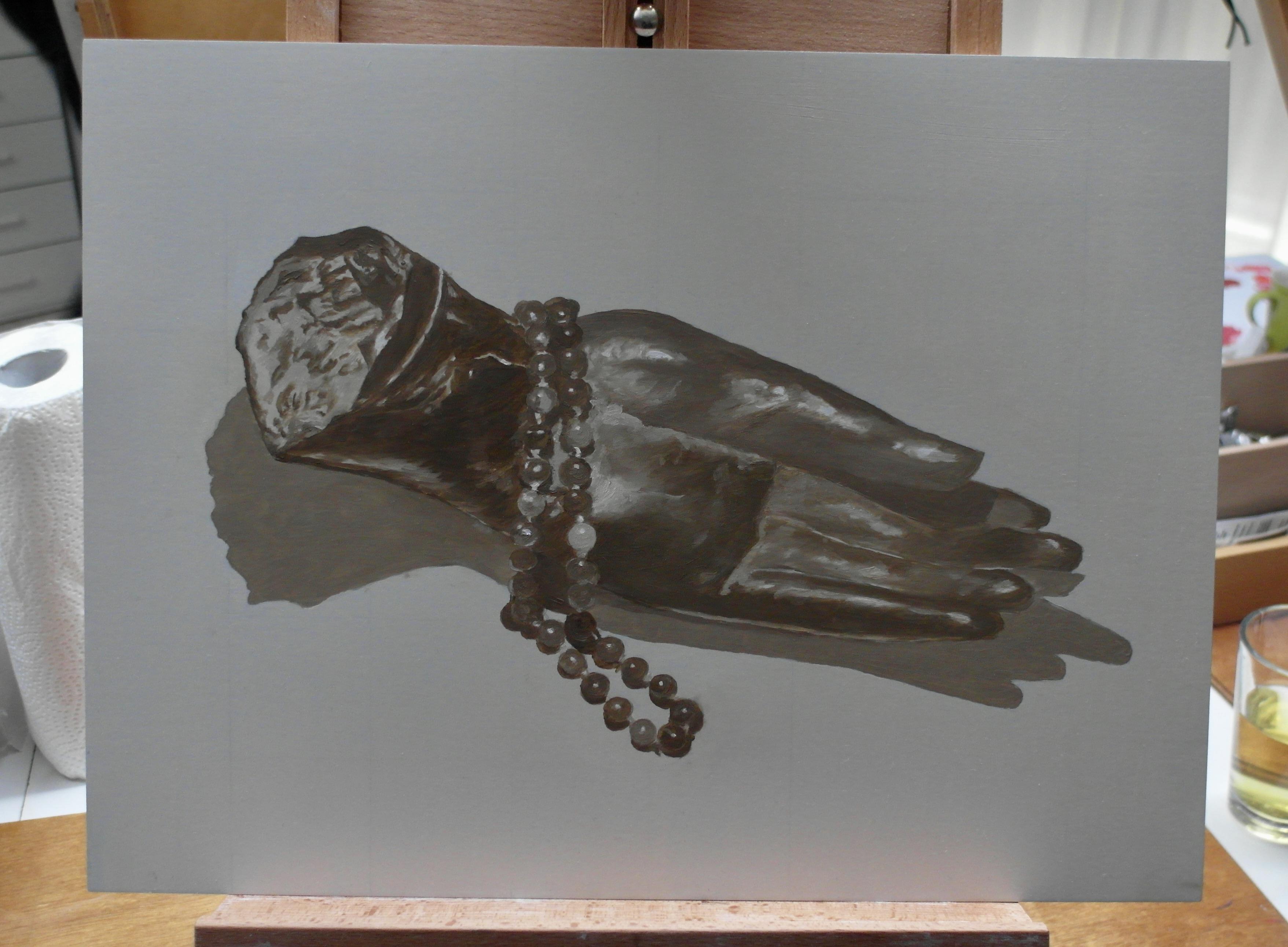 Theodora de Wit (beginnend fijnschilder)